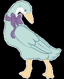 Peshi the Blue Duck