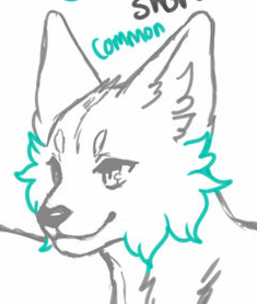 Medium-short Cheek Fur